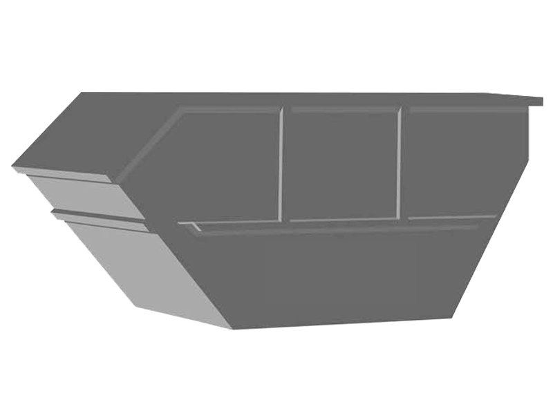 Absetzcontainer (3 - 10 m³)